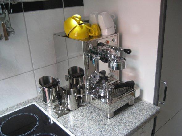 Küche 'Wahre ESPRESSO'