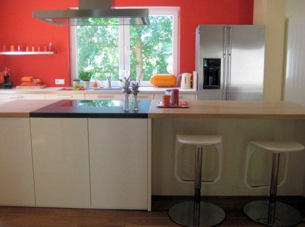 k che 39 offene insel k che 39 selbstrenoviertes 50er jahre. Black Bedroom Furniture Sets. Home Design Ideas