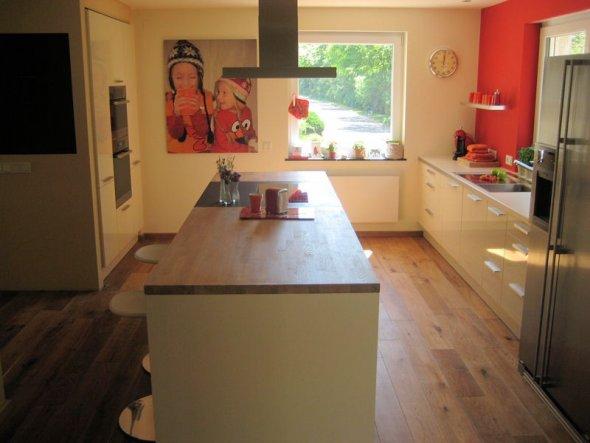 Küche 'Offene Insel-Küche'