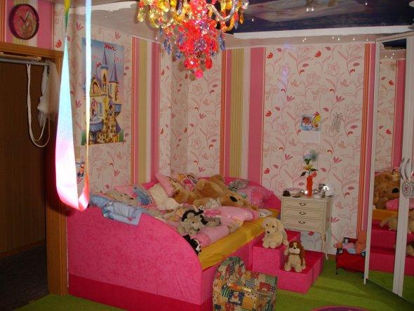 Kinderzimmer 'Kinderzimmer TRAUM'