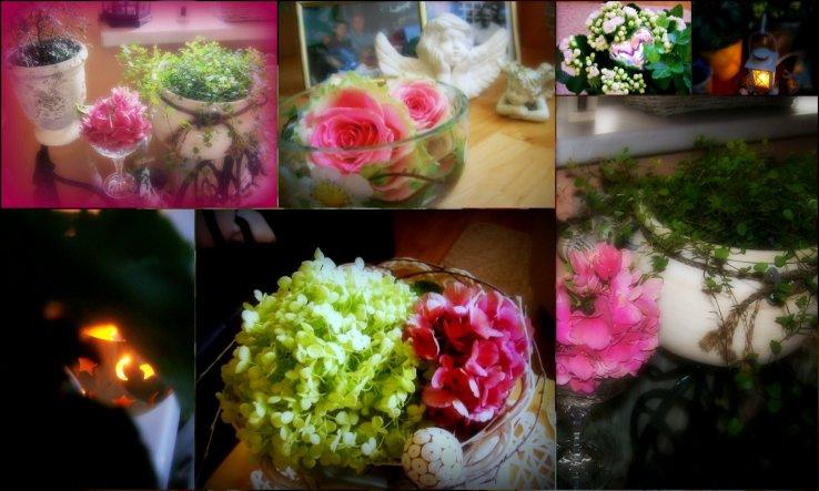 Deko 'Deko dies und das - Blumen '