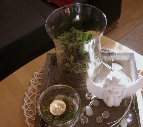 Mit diesen kleinen Blumengruß, möchte ich Euch allen ein gutes Jahr 2013 wünschen  Herzlichst Birgit