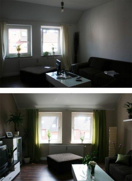 Gut Wohnzimmer U0027Wohnzimmer Vorher/Nachheru0027