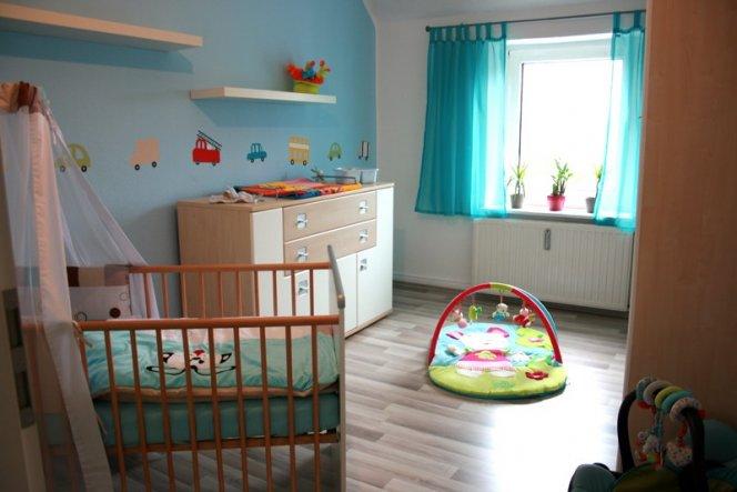 kinderzimmer 39 babyzimmer 39 mein domizil zimmerschau. Black Bedroom Furniture Sets. Home Design Ideas