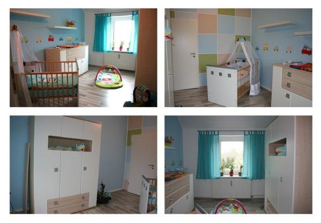 Kinderzimmer 39 babyzimmer 39 mein domizil zimmerschau - Babyzimmer forum ...