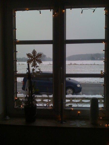 Einfach Traumhaft unsere Aussicht aus den neuen Fenstern