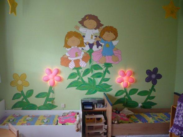 Kinderzimmer zwillinge von dschinie79 22861 zimmerschau - Jugendzimmer zwillinge ...