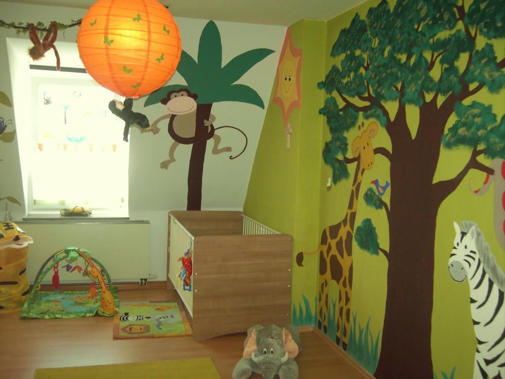 Kinderzimmer 39 dschungel kinderzimmer 39 dschungel for Zimmer dekoration kinderzimmer