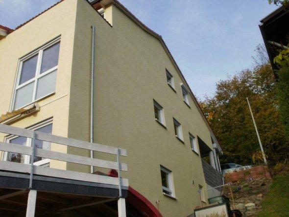 Hausfassade / Außenansichten 'Außenansicht Haus'
