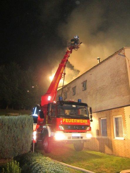 Hobbyraum 'Freiwillige Feuerwehr'