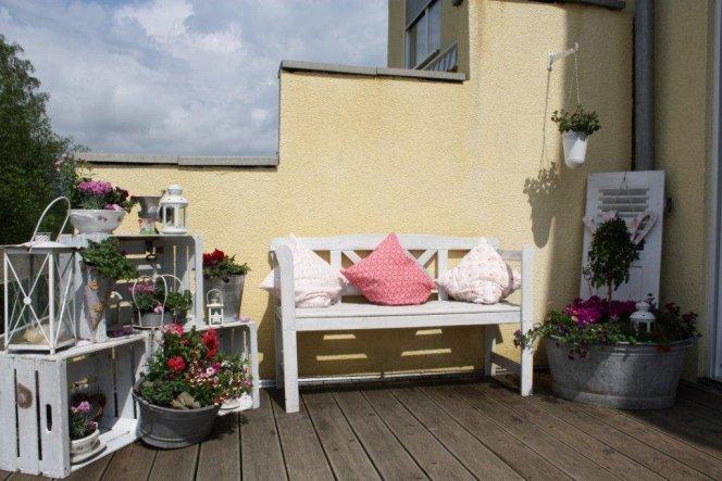 Terrasse / Balkon 'SOMMERWohnzimmer 2012'