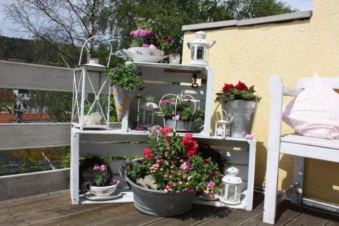 terrasse balkon 39 sommerwohnzimmer 2012 39 alles ist gut zimmerschau. Black Bedroom Furniture Sets. Home Design Ideas