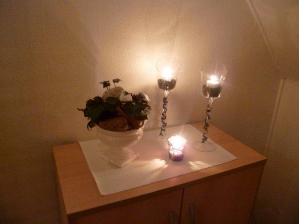 Wohnzimmer 'Das neue Wohn- und Esszimmer'