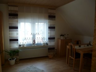 Das neue Wohn- und Esszimmer