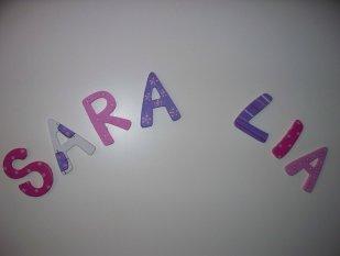 Kinderzimmer von Sara
