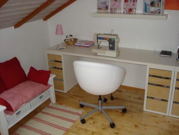 Hobbyraum 'Unser Arbeitszimmer'