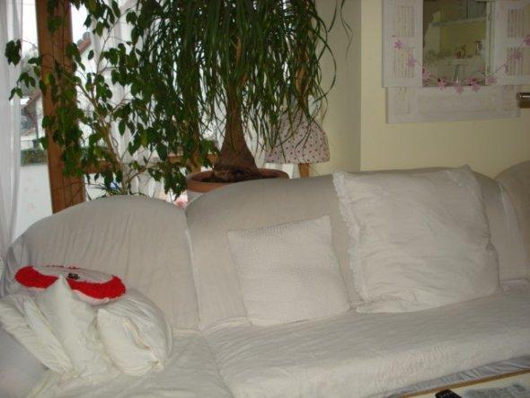 Ein Teil der Couch