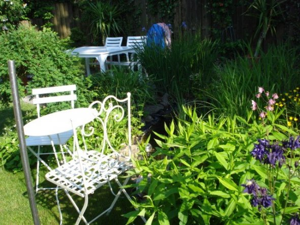 Garten 'Mein kleiner Garten'