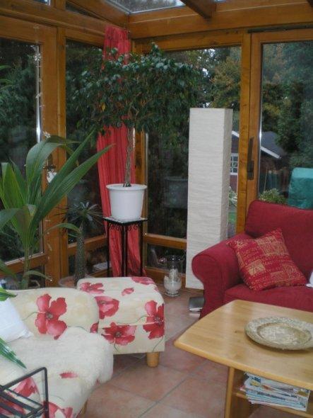 Wohnzimmer \'Wintergarten\' - Hier leben&lieben&streiten.... - Zimmerschau