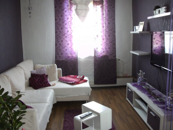 endlich ist unser neues wohnzimmer fertig es fehlen nur noch kleine deko ideen :)