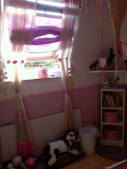 Kinderzimmer 'Prinzessinenzimmer '