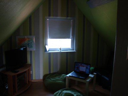 Kinderzimmer 'Jugendzimmer'
