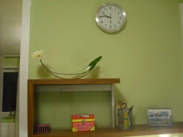 Kinderzimmer 'Jugendzimmer in Grün/Braun'