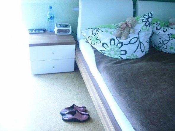 kinderzimmer 39 jugendzimmer in gr n braun 39 home zimmerschau. Black Bedroom Furniture Sets. Home Design Ideas