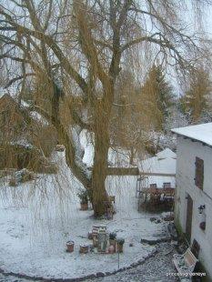 Hausansichten, Hof und Garten