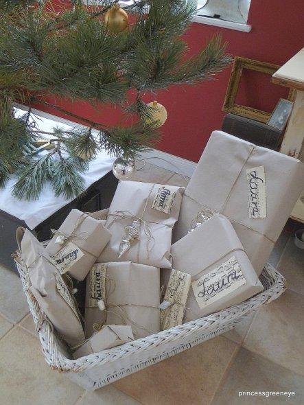 Weihnachtsdeko 'Mein RaumWeihnachten 2010'