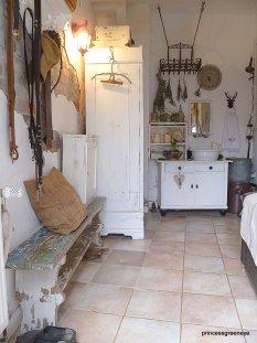 Eingangsbereich /Milchküche