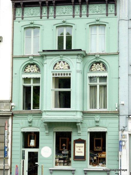 ein mit viel Liebe zum Detail hergerichtetes Haus