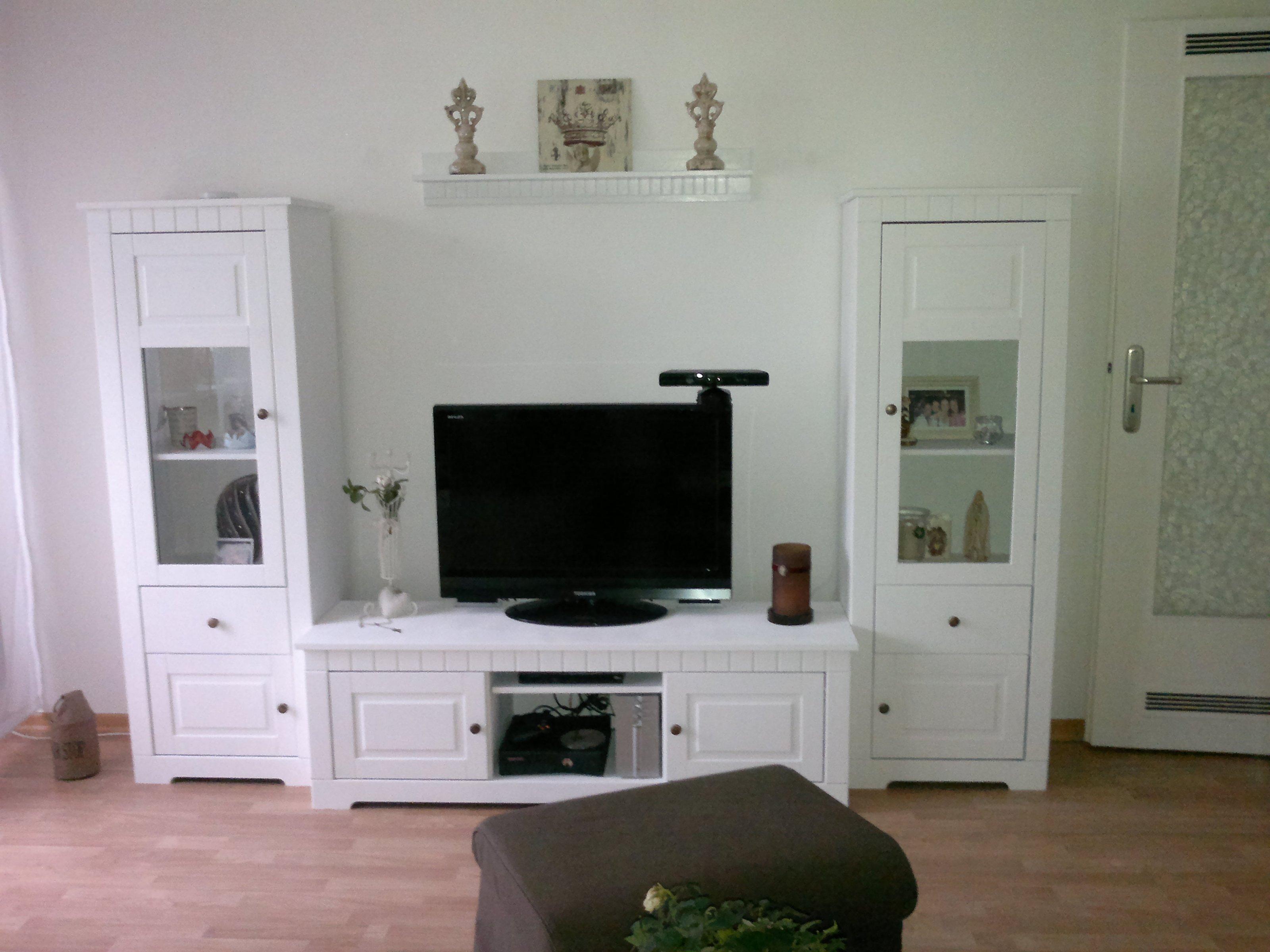 emejing hemnes wohnzimmer weis pictures - home design ideas ... - Wohnzimmer Wohnwand Weiß