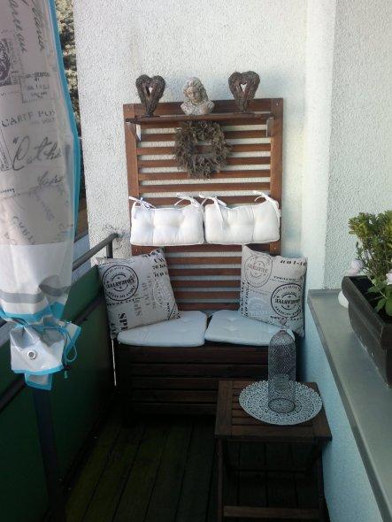 terrasse balkon 39 balkon 39 my mini castle zimmerschau. Black Bedroom Furniture Sets. Home Design Ideas