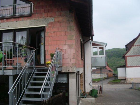 Hausfassade / Außenansichten 'Außenfassade'