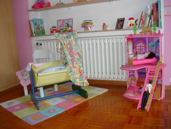 Kinderzimmer 'Kinderzimmer meiner 5 jährigen Tochter'
