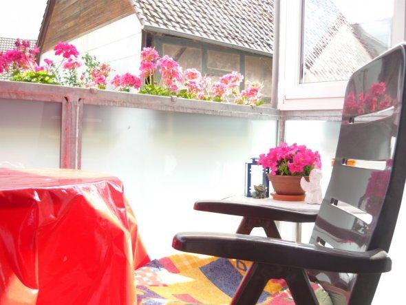 Terrasse / Balkon 'Unser kleiner Balkon'