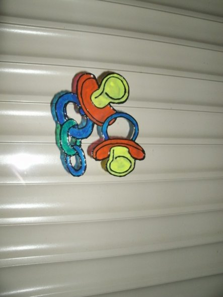 Hobbyraum 'Window Colour'