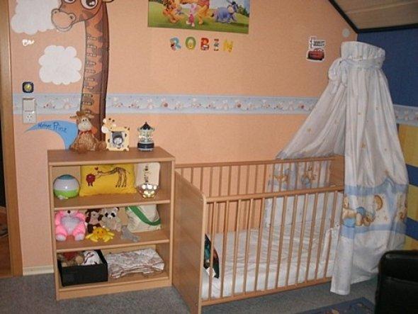 Kinderzimmer 'Piraten/Bärchenzimmer'