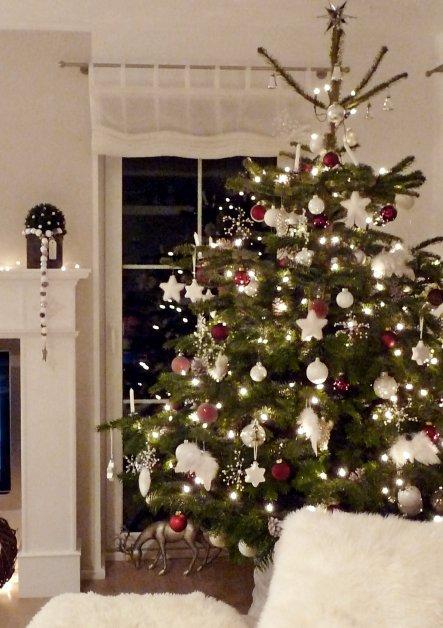 so schnell ging mal wieder Weihnachten vorbei....