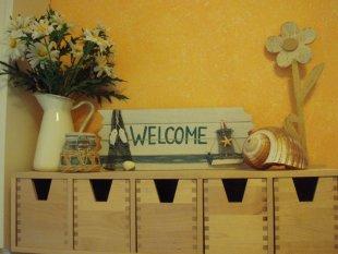 Benvenuti!Welcome