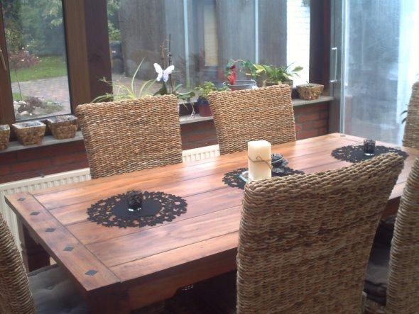 Terrasse / balkon 'unser gemütlicher wintergarten'   unser kleines ...