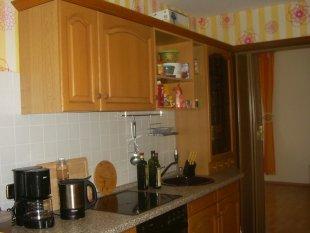 Küche-gemütlich aber ich hätte es lieber modern....