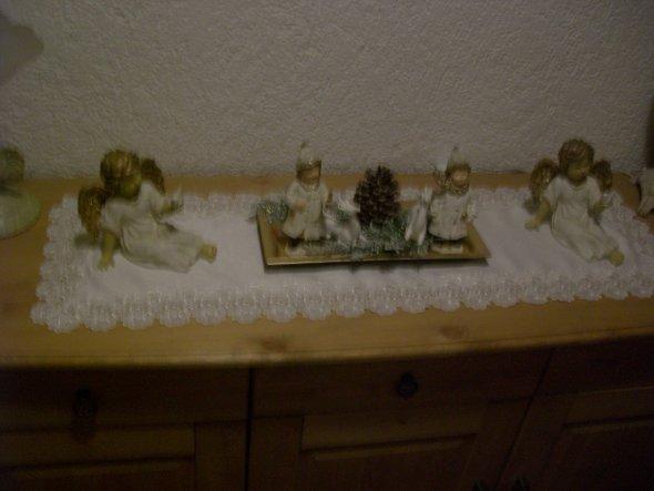 Wohnzimmer 'weihnachten 2010'