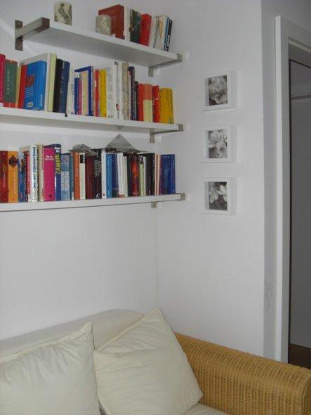 Arbeitszimmer / Büro 'das Arbeits und Gästezimmer'