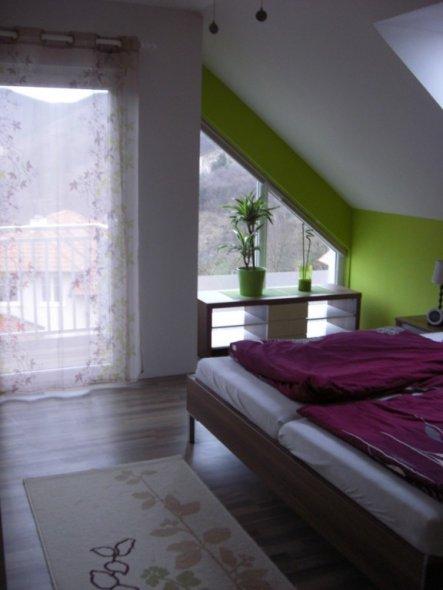 Schlafzimmer 'das Schlafgemach'