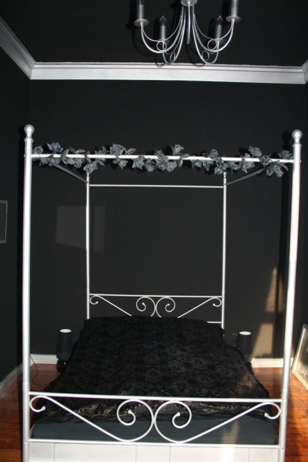 Schlafzimmer 'Black Dream'