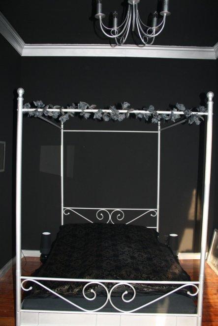 Schlafzimmer 'Black Dream'