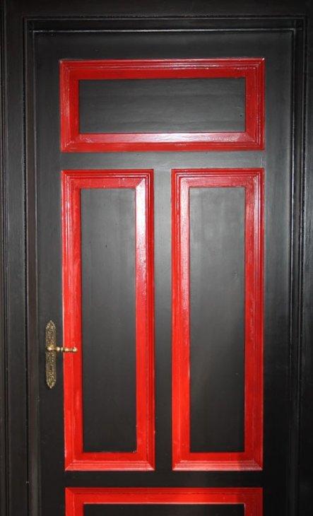Wohnzimmer 'Red Room'