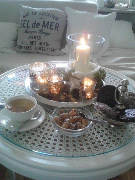 Teatime.....